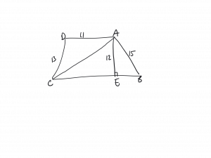 ACT trapeziod problem