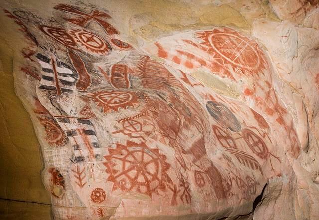 Cave Petroglyphs
